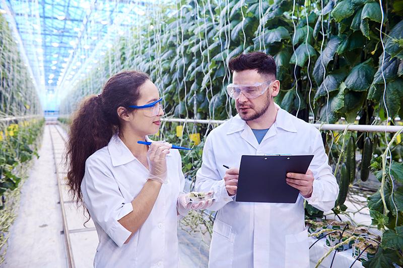 המחקר בתחנת החלל לגידול וטיפול בצמחים בתנאי מיקרו כבידה הוליד מערכת לניטור ובקרה של צמחים בכדור הארץ המסייעת לטיפול מיטבי